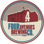 Logo for Four Avenues Brewing Co