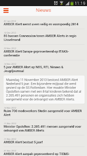 AMBER Alert - screenshot thumbnail