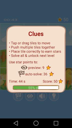Zoo Slide Puzzle
