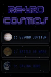 RetroCosmos - screenshot thumbnail