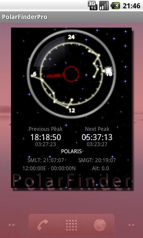 PolarFinder - SigmaFinder PRO- screenshot