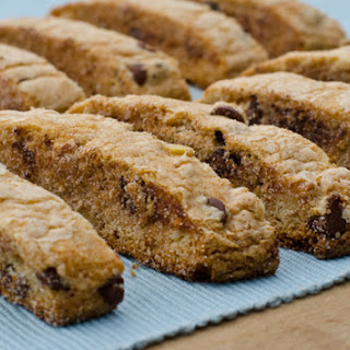 Grandma Annie'S Chocolate Chip Mandel Bread Recipe