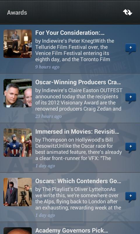 Indiewire - screenshot