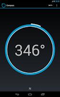 Screenshot of Holo Compass