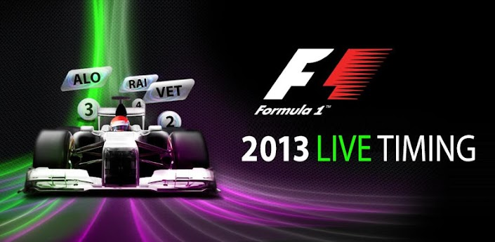 F1™ 2013 Timing App - Premium