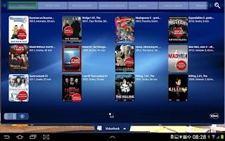 Screenshot of Online TV