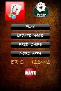 Texas Holdem Poker Free - screenshot thumbnail
