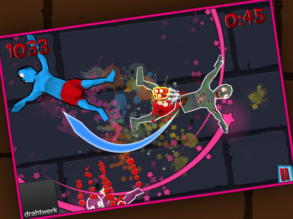 Slice Zombies - screenshot