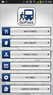 GoPass - screenshot thumbnail