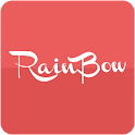 Rainbow Space-kpop,photo,video icon