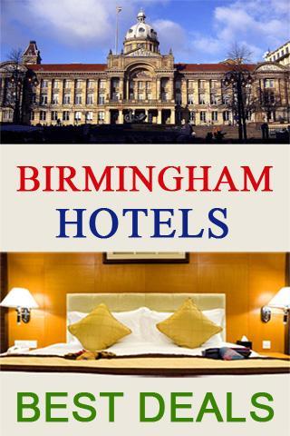 Hotels Best Deals Birmingham