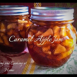 Caramel Apple Jam.