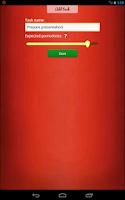 Screenshot of Pomodoro Timer Pro