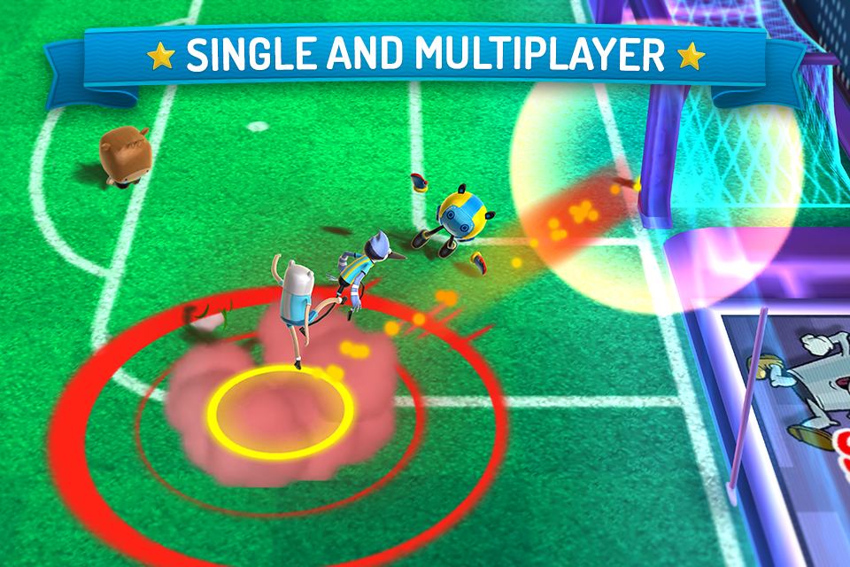CN Superstar Soccer screenshot #11