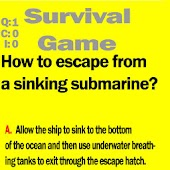 Survival Game (Trivia)