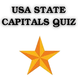 USA State Capitals Quiz for PC and MAC
