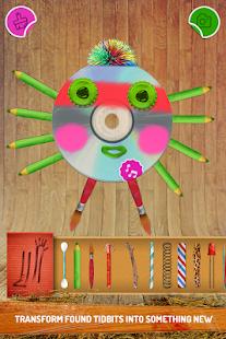 Duckie Deck Trash Toys - náhled