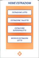 Screenshot of App Lotto