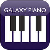 Galaxy Piano(Follow notes)
