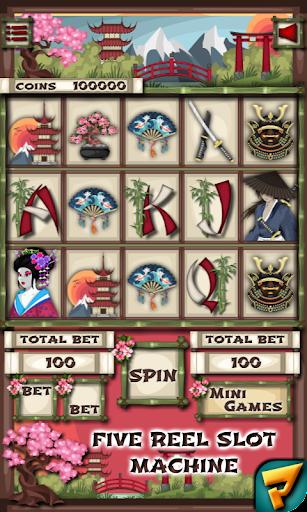 Samurai Of Slots