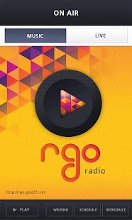 RGO Radio- screenshot thumbnail