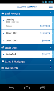 BMO Mobile Banking- screenshot thumbnail