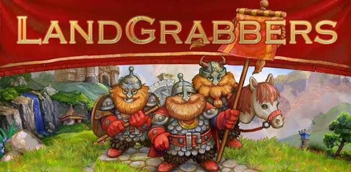 LandGrabbers: Strategy Game v1.4 Mod (Unlimited Money)