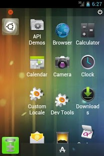 Ubuntu Launcher (Beta) - screenshot thumbnail