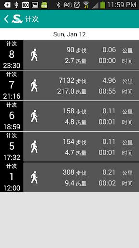玩健康App|SteopOn-Pro 步跟踪计步器免費|APP試玩