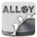 Alloy White Theme CM10.1 icon