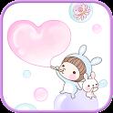Bebe Bubble 1 go locker theme icon