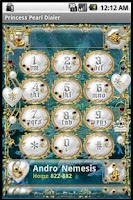 Screenshot of Princess Perl Dialer