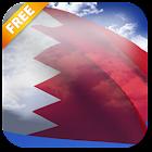 3D Bahrain Flag Live Wallpaper icon