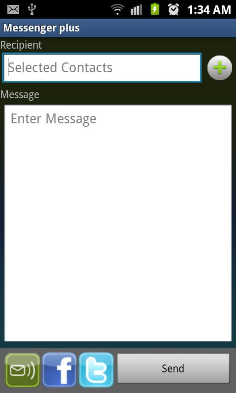 Messenger Plus - screenshot