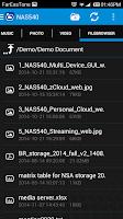 Screenshot of zCloud