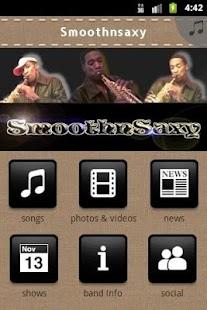 Smoothnsaxy - screenshot thumbnail