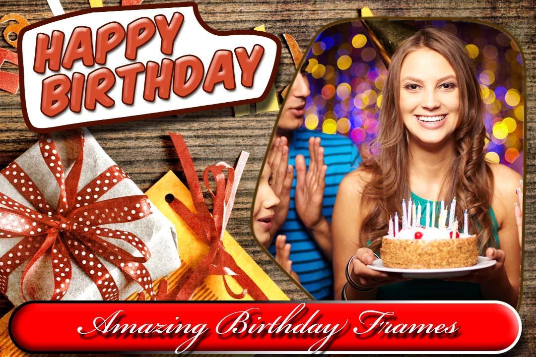 Happy Birthday Photo Frames APK 1.1 Download - Free Photography APK ...