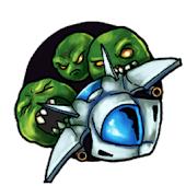 Wasabi Pea Invaders