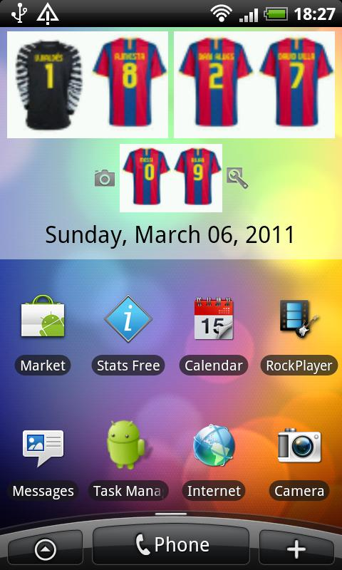 Photo Clock- screenshot