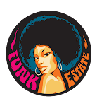 Logo of Funk Estate Bad Mama Jama