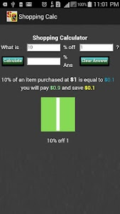 Discount Calculator screenshot 0