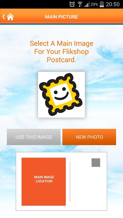 FlikShop - screenshot