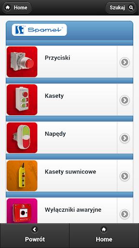 Katalog Wyrobów Spamel