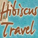 Hibiscus  Travel icon