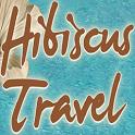 Hibiscus  Travel icon