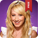 Ashley Tisdale Live Wallpaper logo