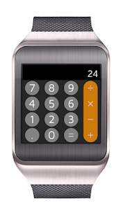 MiuCalc U Wear智能手表计算器