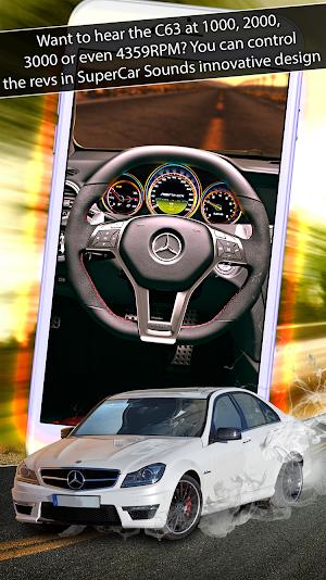 11 SuperCar Sounds App screenshot