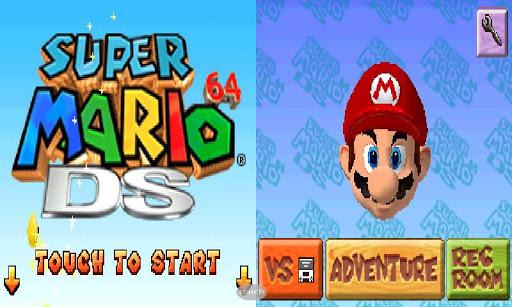 aNDSemu Nintendo DS Emulator