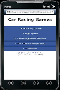 Car Racing Games - screenshot thumbnail